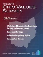 The 2013 Ohio Values Survey