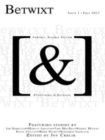 Betwixt Issue 1