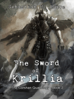 The Sword Of Krillia