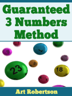 Guaranteed 3 Number Method
