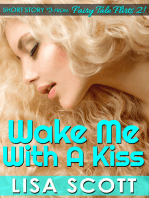 Wake Me With a Kiss (Short Story #3 from Fairy Tale Flirts 2!)