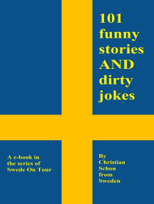 101 Funny Stories and Dirty Jokes from Sweden