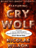 Selected Short Stories Featuring Cry Wolf
