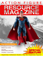 The Action Figure Resource Magazine- Oct 2013