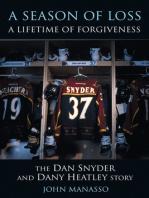 Season of Loss, A Lifetime of Forgiveness, A
