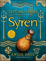 Septimus Heap, Book Five