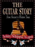 The Guitar Story: From Ancient to Modern Times