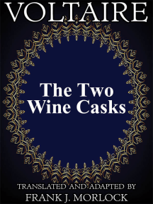 The Two Wine Casks: A Play in Three Acts