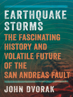 Earthquake Storms