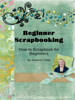 Beginner Scrapbooking