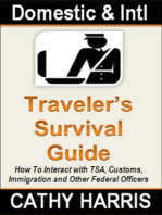 Domestic and International Traveler's Survival Guide