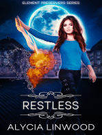 Restless (Element Preservers Series, Book 4)