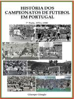 História dos Campeonatos de Futebol em Portugal, 1974 a 1980
