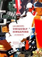 (Almost) Uniquely Singapore - 18 Objects