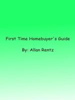 First Time Homebuyer's Guide