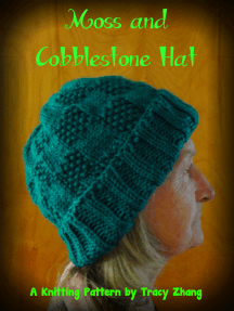 Moss and Cobblestone Hat