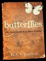 Butterflies (The Secret Casebook of Simon Feximal)