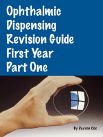 Ophthalmic Dispensing Revision Guide