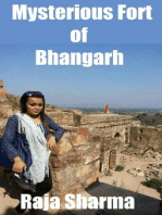 Mysterious Fort of Bhangarh