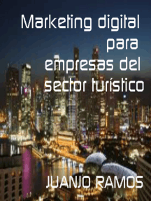 Marketing digital para empresas del sector turístico