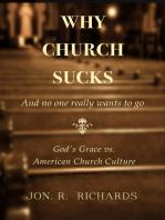 Why Church Sucks