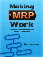 Making MRP Work