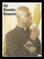 My Favorite Sermon Vol 2