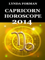 Capricorn Horoscope 2014