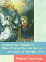 A Christian Rebuttal to Prince's Nine Days in Heaven, The Vision of Marietta Davis