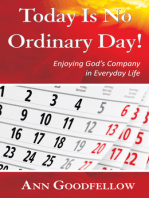 Today Is No Ordinary Day!