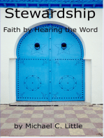 Stewardship-Faith by Hearing the Word