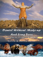 Daniel Without Make-up And Long Toes