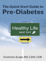 The Quick Start Guide To Pre-Diabetes