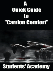 Read A Quick Guide To Carrion Comfort Online By Students Academy Books
