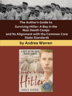 The Author's Guide to Surviving Hitler