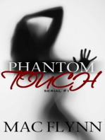 Phantom Touch #1 (Ghost Paranormal Romance)