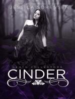 Cinder (Death Collectors, #2)