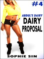 Dairy Proposal (Abdul's Dairy #4)