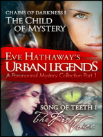 Urban Legends (An Eve Hathaway's Paranormal Mystery Collection Part 1)