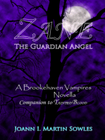 Zane - The Guardian Angel (The Brookehaven Vampires, Book 3.5)