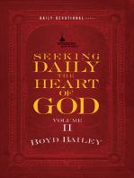 Seeking Daily the Heart of God Volume II