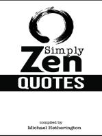 Simply Zen Quotes