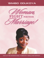 Woman, Fight for Your Marriage