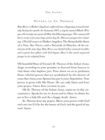 Novena to St Therese by Mother Angelica