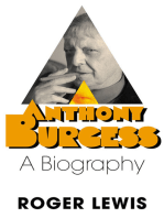 Anthony Burgess: A Biography