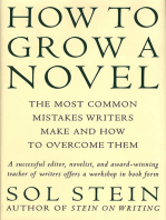 How to Grow a Novel