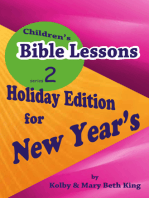 Children's Bible Lessons