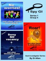 I Spy GI Series 1 Group 4