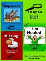 I Spy GI Series 2 Group 4