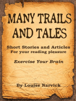 Many Trails and Tales -Volume #3